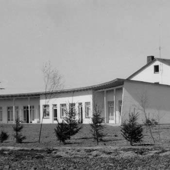Projekte von 1950 - 1959